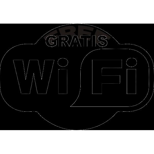 Gratis Wifi Logo